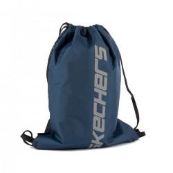 Skechers Mochila Saco String Bag Insigna Blue Azul