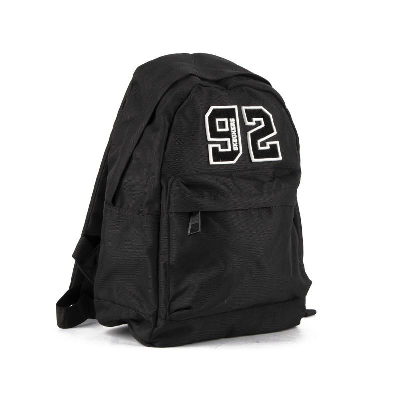 Skechers Mini Mochila Street Small Backpack Black Negro Niño