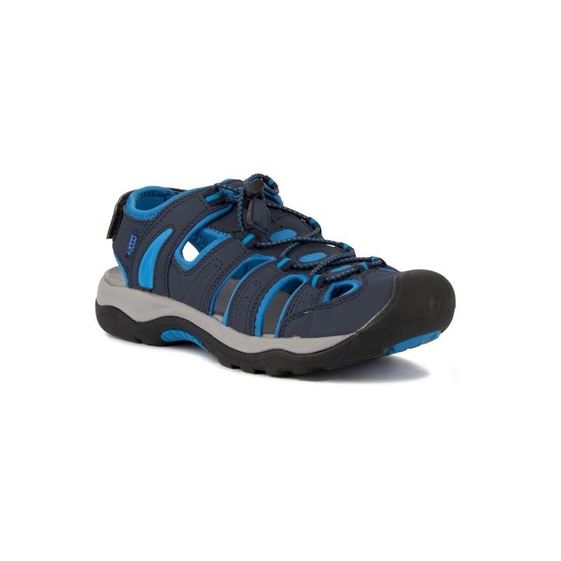 +8000 Sandalia Tetro W 19V Azul Marino Mujer