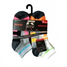 Rox Calcetines Siroco Multicolor Performance (pack 6 pares)