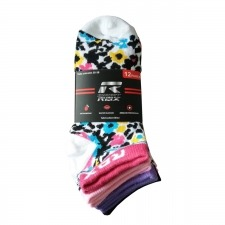 Rox Calcetines Saudia Multicolor Performance (pack 12 pares)