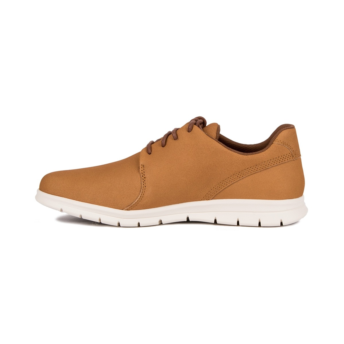 Timberland Zapatilla Oxford Graydon Light Brown Nubuck Hombre