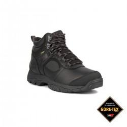 Timberland Bota Mt Major Mid Hiker GTX Black Full Grail Negro Piel Hombre