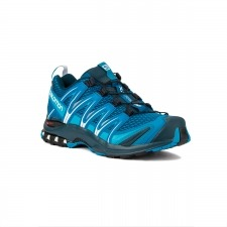 Salomon Zapatilla trailrunning XA PRO 3D Mykonos Blue Azul Hombre