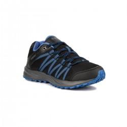 Hi-Tec Zapatilla Sensor Trail Lite Black Nautical Blue Negro Azul Hombre