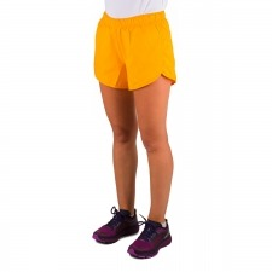 Salomon pantalón corto Agile Short W Naranja mujer