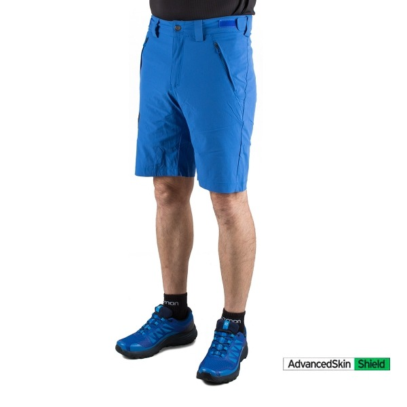 Salomon Bermuda Wayfarer Short M Azul Hombre