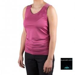 +8000 Camiseta Abiqua 19V Vino Rosado Mujer