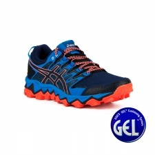 Asics Gel FujiTrabuco 7 Blue Expanse Electric Blue Hombre