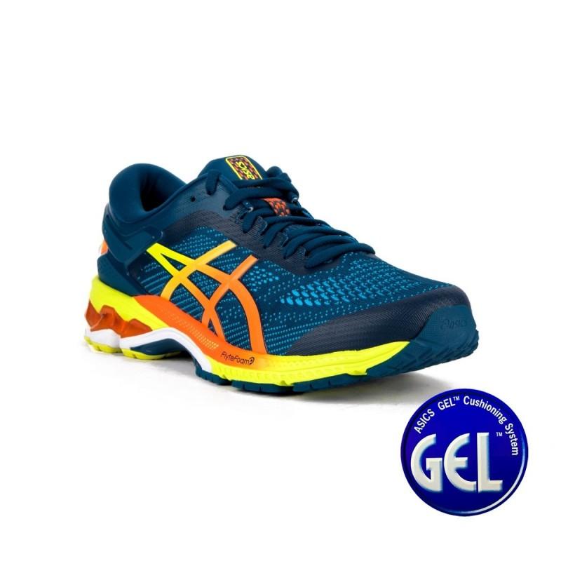 asics gel kayano 26 hombre running