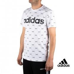 Adidas Camiseta M Core Fav T Blanca Hombre