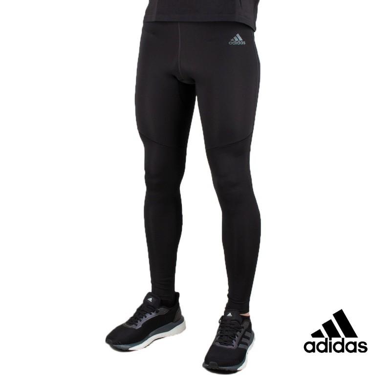 Adidas Mallas Largas OWN THE RUN Negro Hombre