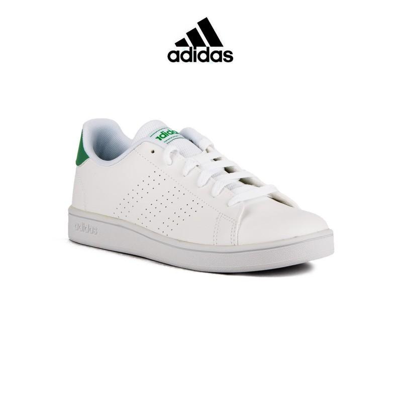 Detalles de Zapatillas Casual Niño Adidas Advantage Blanco