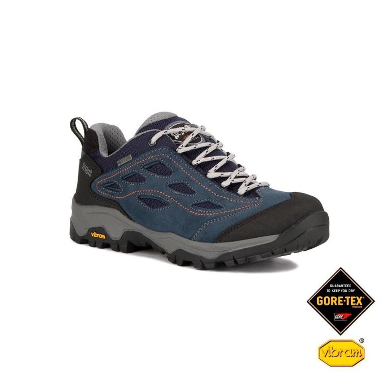 Bestard Zapatillas Trekking Valoria Azul Naranja Blanca Hombre