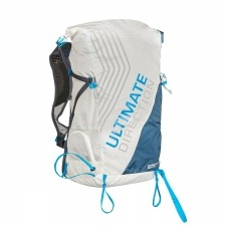 Ultimate Direction Mochila Skimo Adventure Vest Glacier Blanca Gris Azul