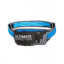 Ultimate Direction Cinturón Running Groove System Azul Gris Reflectante