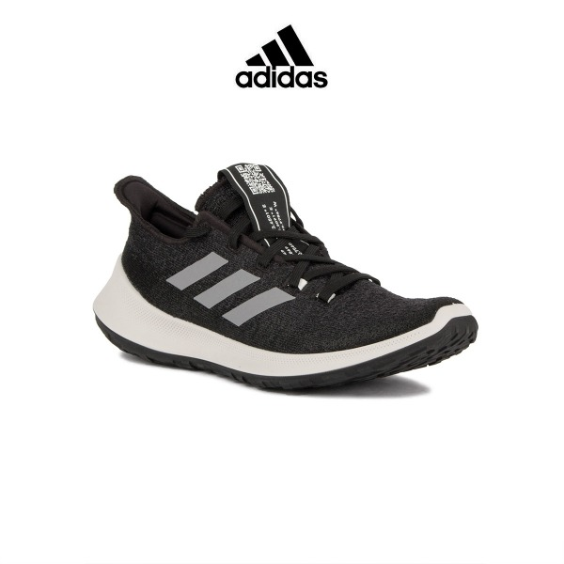 Adidas Zapatilla SenseBounce + M Negra QR Hombre