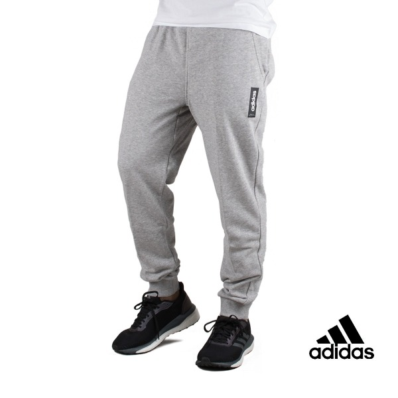 Adidas Pantalones M Bb Tp Gris Hombre