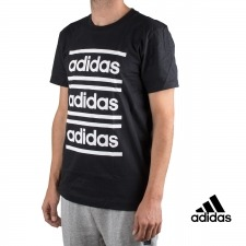 Adidas Camiseta Celebrate The 90s Negra Hombre