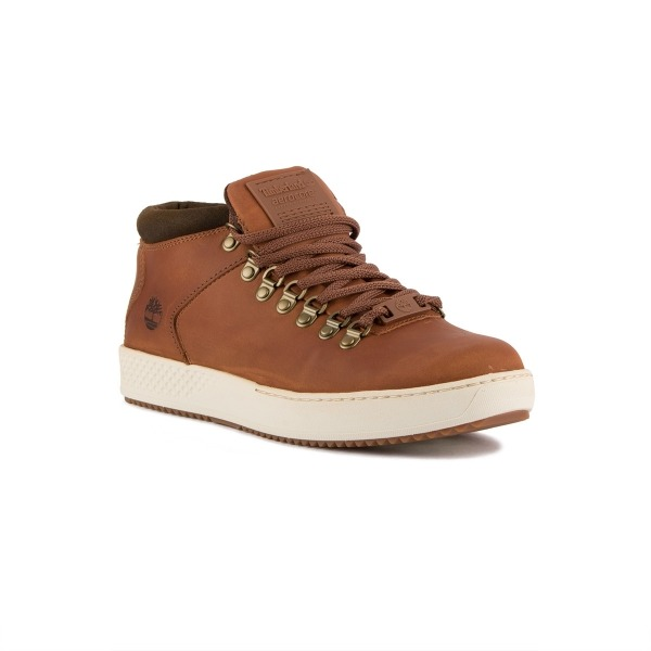 Timberland Bota Cityroam Alpine Chukka MD Brown Full Grain Marrón Hombre