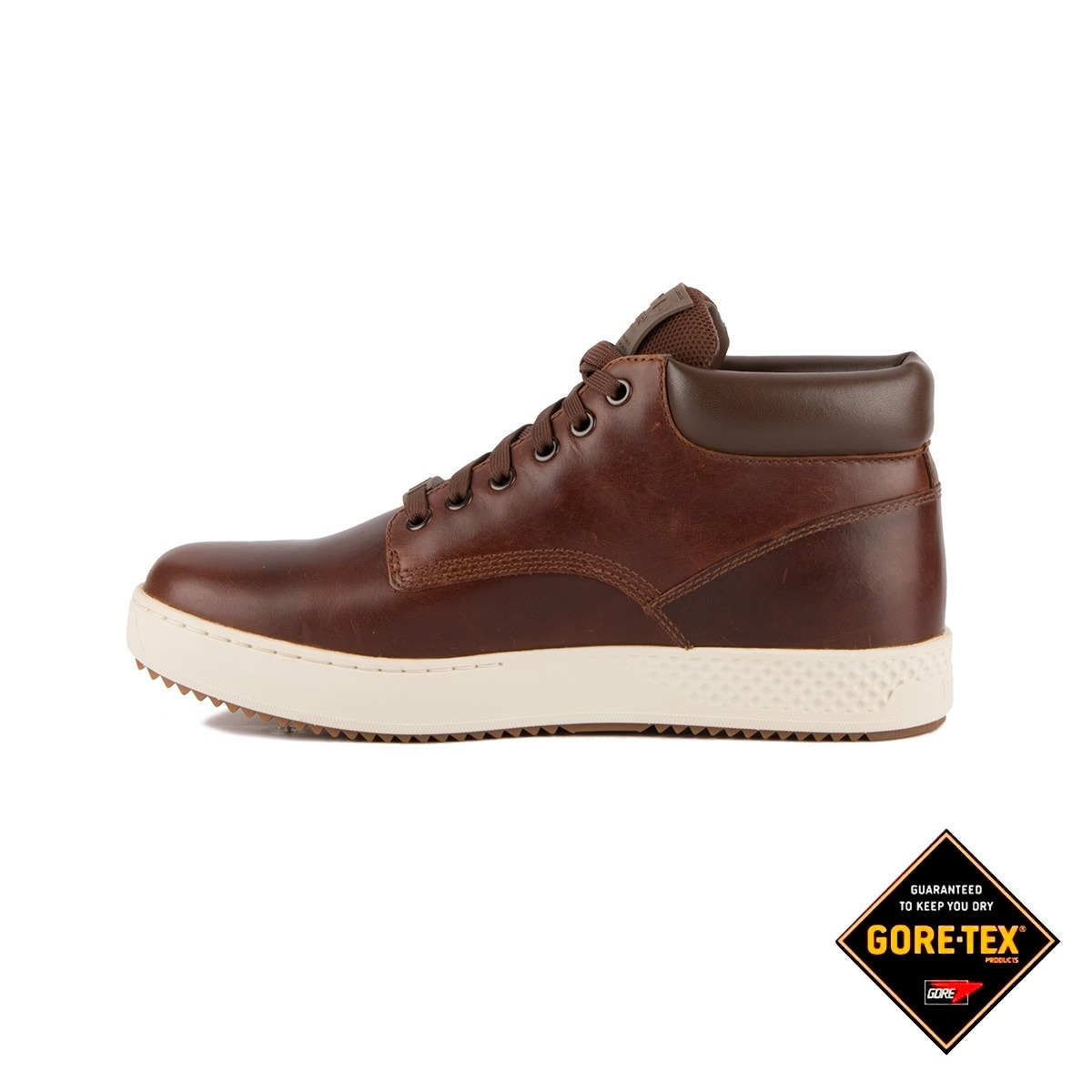 Timberland Bota Cityroam GTX Chukka MD Brown Full Grain Marrón Hombre