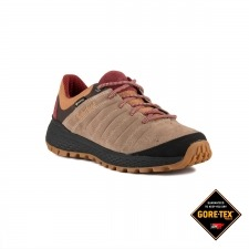 Timberland Zapatilla Parker Ridge GTX Low Hiker Medium Grey Suede Arena Hombre