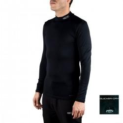 +8000 Camiseta térmica de compresión Gessi 19I Negro Hombre