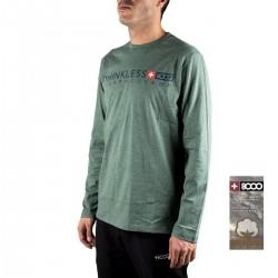 +8000 Camiseta Ampato 19I Verde Vigore Hombre