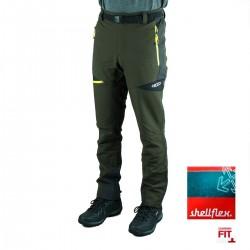 +8000 Pantalón Nordmore 19I Militar Verde Hombre