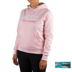 +8000 Sudadera Toroni 19I Rosa Pastel Mujer