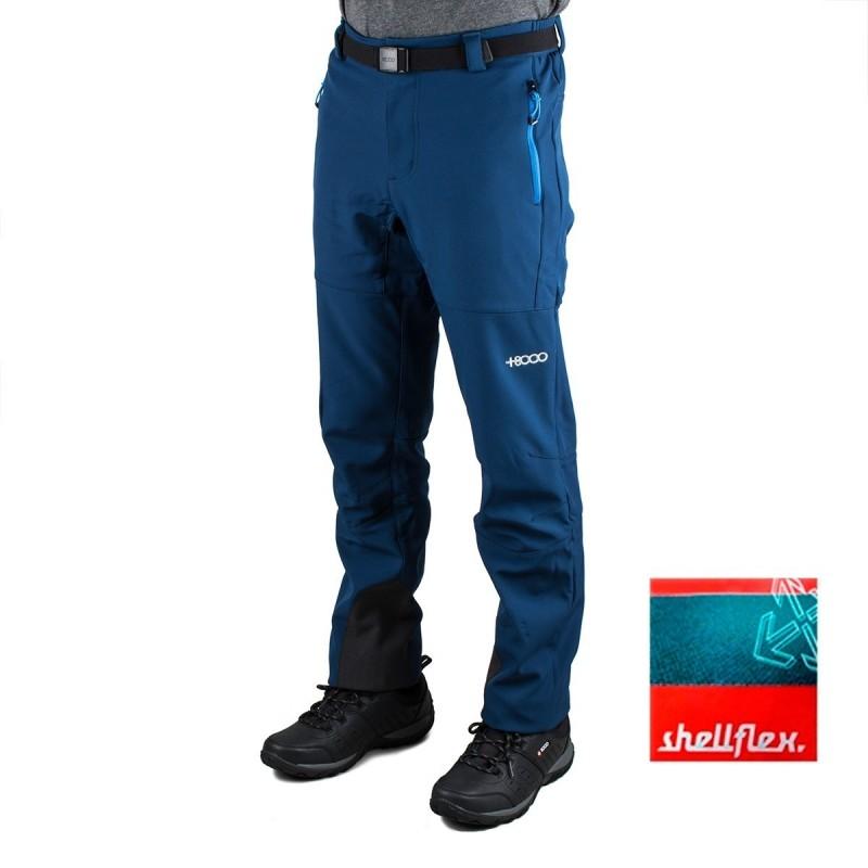 +8000 Pantalón Cordier 19I Indigo Azul Hombre