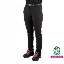 Ternua Pantalón Walker Pant W Black Negro Mujer