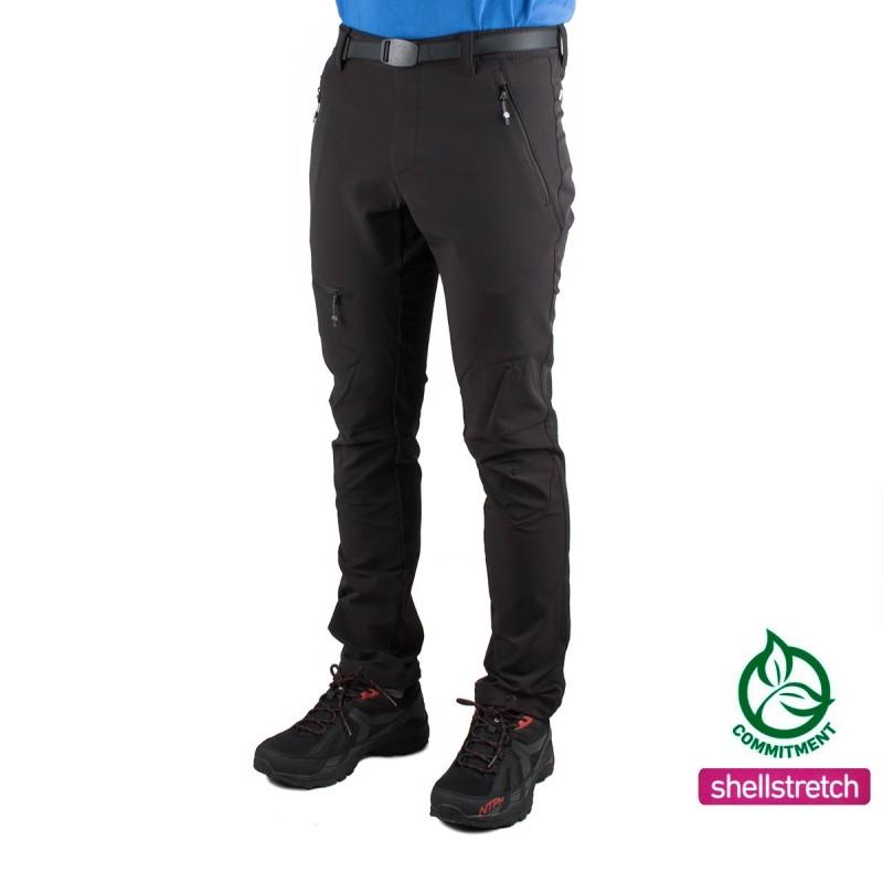 Ternua Pantalón Walker Pant M Black Negro Hombre