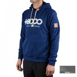 +8000 Sudadera Febri 19I Indigo Azul Hombre