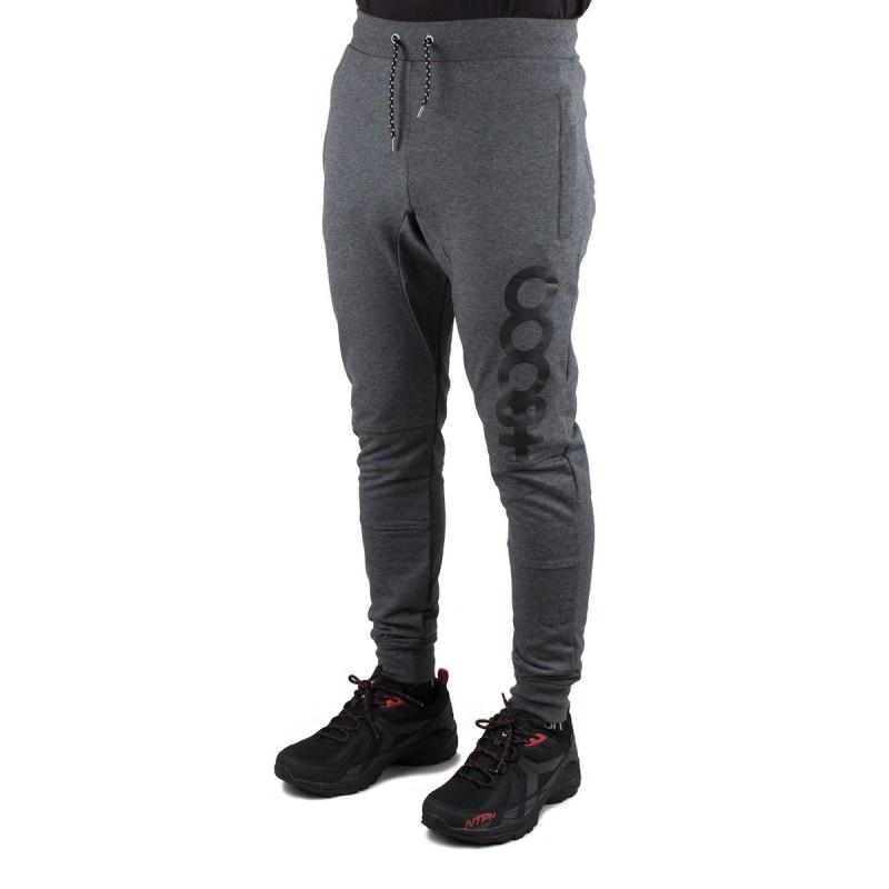 +8000 Pantalón Badet 19I Negro Vigore Hombre
