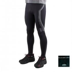 +8000 Pantalón de compresión Gabarro 19I Negro Hombre