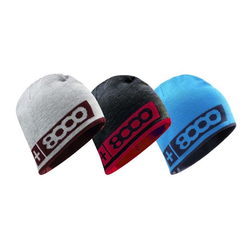 +8000 Gorro Logo 8GR1904 19I Bicolor