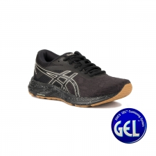 Asics Gel Excite 6 Winterized 19I Black Putty Negras Mujer