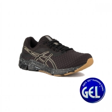 Asics Gel Pulse 11 Winterized Black Putty Negro Hombre