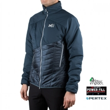 Millet Polartec Elevation Airloft Jacket M Orion Blue Azul Orion Hombre