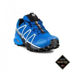 Salomon Zapatilla Speedcross 4 GTX Sky Diver Azul Hombre