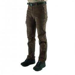 Trangoworld Pantalón de pana Goym Marrón Hombre