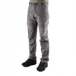 Trangoworld Pantalón de pana Goym Gris Hombre