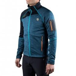 Ternua Chaqueta Sunset Peak Jacket F Azul Naranja Hombre