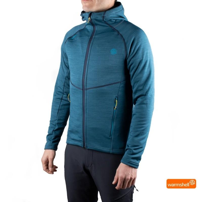Ternua Chaqueta Kamet Jacket D Azul Hombre