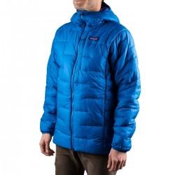 Patagonia Macro Puff Hoody Balb Azul Hombre