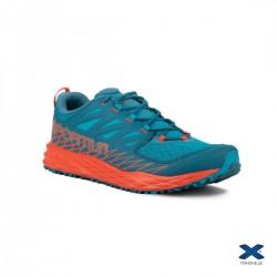 La Sportiva Lycan Tropic Blue/TangerineAzul Naranja Hombre