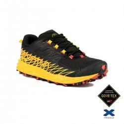 La Sportiva Lycan GTX Black/Yellow Negro/Amarillo Hombre