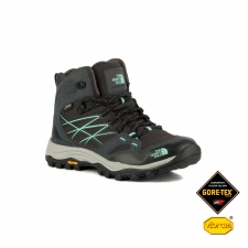 The North Face Bota Hedgehog Fastpack MID GTX Gris Azul Mujer