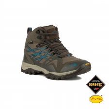 The North Face Bota Hedgehog Fastpack GTX Marrón Azul Hombre